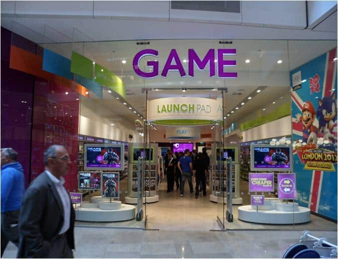 GAME a new experinece