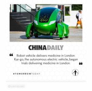 Kargo China Daily