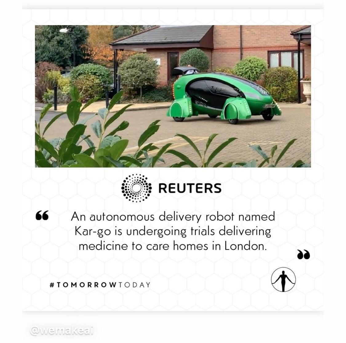 Kargo Reuters